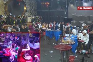Đắk Lắk: Đột kích quán bar lúc 1 giờ sáng phát hiện 40 thanh niên phê ma túy