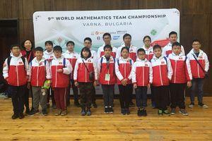 Kỳ thi Vô địch các đội tuyển toán thế giới: Hà Nội giành 35 huy chương