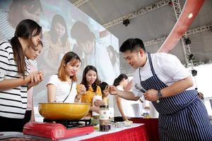 Cơ hội thưởng thức tinh hoa ẩm thực Hàn Quốc tại lễ hội văn hóa xứ sở Kim chi
