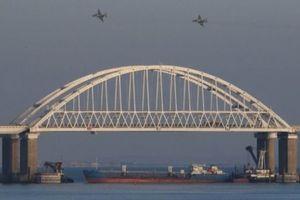 Căng thẳng Biển Đen: Nga bắt ba tàu Ukraine gần Crimea