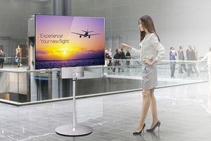 LG đẩy mạnh các dòng màn hình số chuyên dụng cao cấp nhất