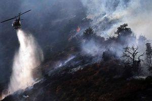Mỹ: Dập tắt hoàn toàn cháy rừng ở bang California