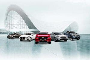 Thaco ưu đãi giá xe Mazda cuối tháng 11