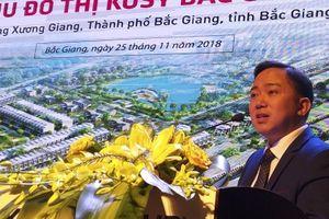 Chính thức ra mắt dự án Khu đô thị Kosy Bắc Giang