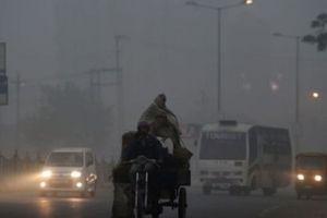 90% dân số thế giới đang thở bằng không khí ô nhiễm