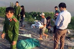Xót xa thi thể bé sơ sinh bị vứt gần cầu Đò Quan