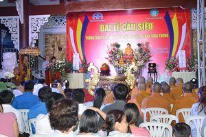 Đại lễ cầu siêu tưởng niệm nạn nhân tử vong vì tai nạn giao thông