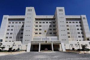 Syria yêu cầu HĐBA Liên Hợp Quốc lên án vụ tấn công hóa học