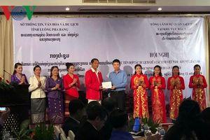 'Hành trình đến với di sản thế giới' của Việt Nam và Lào