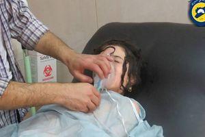 Nóng câu chuyện vũ khí hóa học sau vụ tấn công tại Aleppo (Syria)