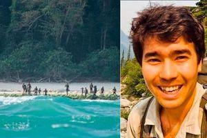 Nguy hiểm rình rập khi cảnh sát xâm nhập 'hòn đảo cấm' tìm kiếm thi thể du khách Mỹ