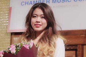 Á khôi Nhạc viện Hà Nội xuất sắc góp mặt ở Festival quốc tế Âm nhạc mới Á - Âu