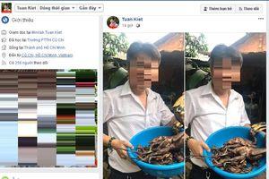 Giết thịt chim hoang dã, giám đốc doanh nghiệp bị cộng đồng mạng chỉ trích