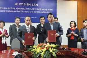 Sau chuyển giao vốn, SCIC cam kết gia tăng hiệu quả sản xuất kinh doanh của Vinatex