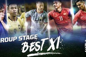 Bất ngờ Fox sports gọi tên 2 cầu thủ Việt Nam xuất sắc nhất tại vòng bảng