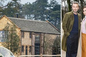 Nhà của David và Victoria Beckham lại bị trộm 'ghé thăm'