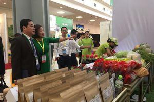 Central Group Việt Nam tham gia Triển lãm quốc gia tổng kết 10 năm thực hiện Nghị quyết về tam nông