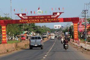 Công bố thành lập thành phố Đồng Xoài thuộc tỉnh Bình Phước