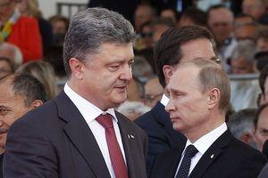 Căng thẳng Nga-Ukraine bùng phát nguy hiểm