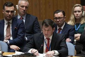 Vụ Nga-Ukraine: Các bên tranh cãi kịch liệt ở Liên Hiệp Quốc