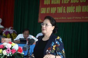 Chủ tịch QH: Đọc Bộ luật Hình sự là không muốn vi phạm nữa