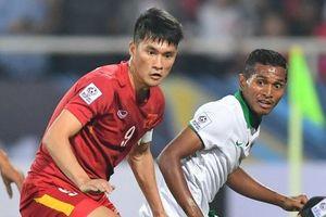 Việt Nam và Philippines thuộc nhóm thua ở bán kết nhiều nhất AFF Cup