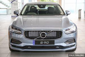Volvo S90 T5 Momentum ra mắt tại Malaysia, giá hơn 80.000 USD