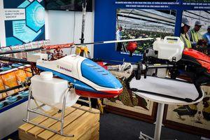 Máy bay không người lái 400 triệu dùng cho nông nghiệp