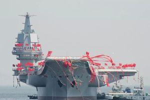 Nghi vấn Trung Quốc thiếu tiền khi đóng tàu sân bay thứ ba