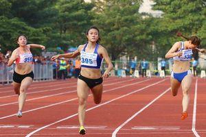 Điền kinh Hà Nội giành 5 HCV ở ngày thi đấu đầu tiên Đại hội Thể thao toàn quốc