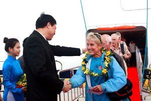 Cảng tàu khách quốc tế Hạ Long đi vào hoạt động, Quảng Ninh kỳ vọng sẽ tăng trưởng mới về du khách