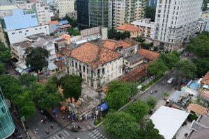 Tìm lại nét cổ kính độc đáo của Sài Gòn xưa