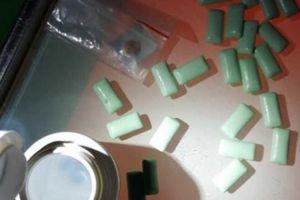 Nữ quản lý quán bar Vertu tàng trữ ma túy trái phép