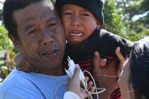 Kỳ diệu những cậu bé không chết trong động đất, sóng thần Indonesia