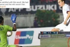 5 khoảnh khắc tranh cãi nhất AFF Cup: Đau cho Văn Toàn
