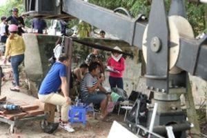Phim hành động 'Kẻ ngược dòng': Dương Cẩm Linh trở lại