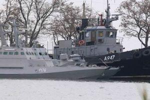 Nga - Ukraine căng thẳng sau vụ bắt giữ tàu