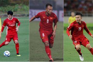 Cầu thủ nào ĐT Việt Nam chuyền chính xác nhất AFF Cup 2018?