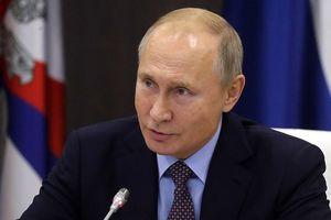 Tổng thống Putin lo ngại sau việc Ukraine áp đặt thiết quân luật