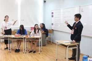 Giải vô địch tranh biện Hà Nội mở rộng lần thứ 2 cho học sinh trung học