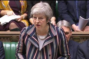 Thủ tướng May: Anh sẽ đi vào vô định nếu thỏa thuận Brexit bị từ chối