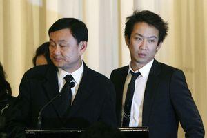 Con ông Thaksin tham gia đảng Pheu Thai