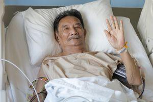 Bệnh viện FV giúp cụ ông 96 tuổi thoát khỏi chứng suy tim sau 40 năm