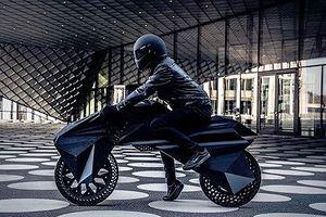 Chiếc xe máy được tạo ra từ công nghệ in 3D