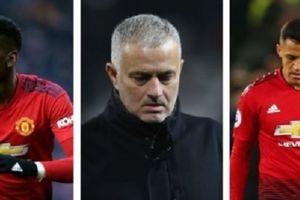 MU nguy khốn, Mourinho được kêu gọi về Real Madrid