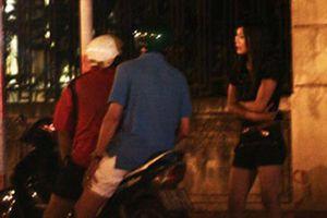 Hà Nội bác tin nói phố Trần Duy Hưng là điểm mại dâm