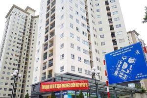 Hà Nội công khai các chủ đầu tư chây ì chiếm giữ phí bảo trì chung cư