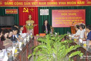 Tích cực tuyên truyền, triển khai thực hiện Nghị quyết Trung ương 8 (khóa XII)