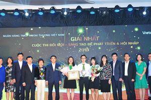 Tổ chức thành công cuộc thi 'Đổi mới - Sáng tạo để phát triển'