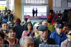 Đa số người dân Hàn Quốc ủng hộ nới lỏng trừng phạt Triều Tiên